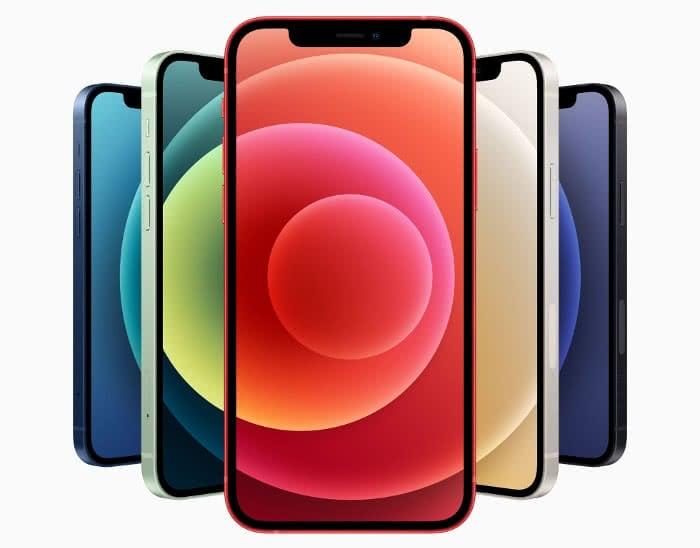 iPhone 12 Farben