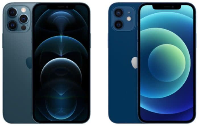 iPhone 12 vs. iPhone 12 Pro