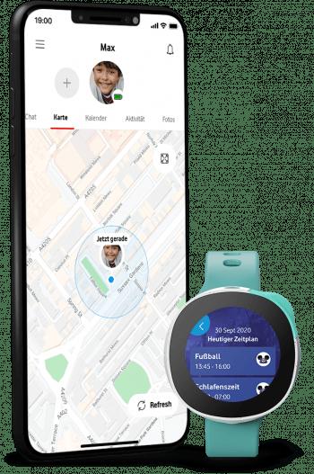 GPS Location mit Neo