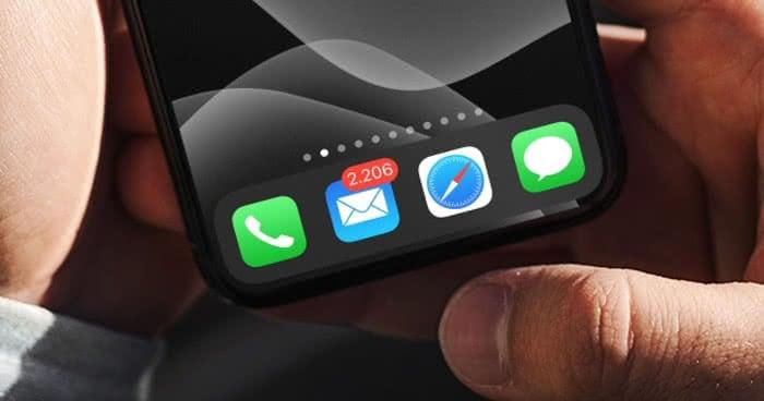 iPhone Kennzeichenzähler