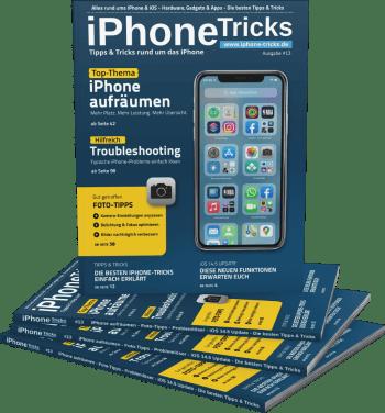 iPhone-Tricks.de Magazin Ausgabe 02/2021 (Nr. 13)