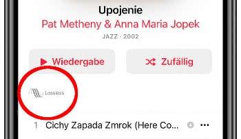 Apple Music Lossless Logo