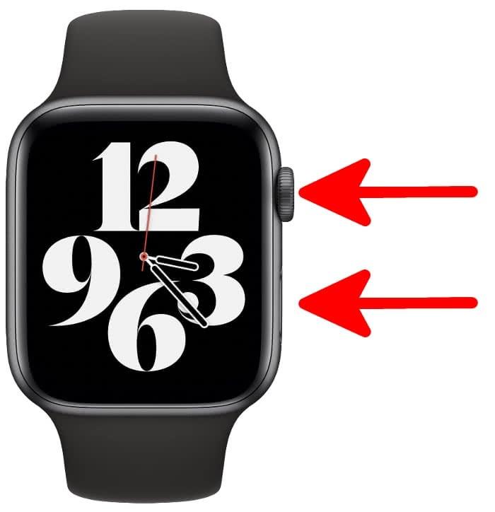 Apple Watch Screenshot erstellen