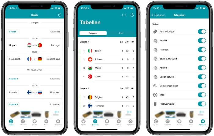 EM App 2020 in 2021
