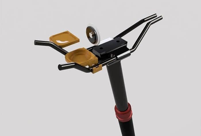 AirTag-Fahrradhalterung von Gagdet-Gott
