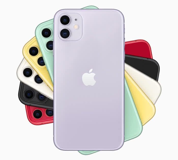 iPhone 11 Rückseite