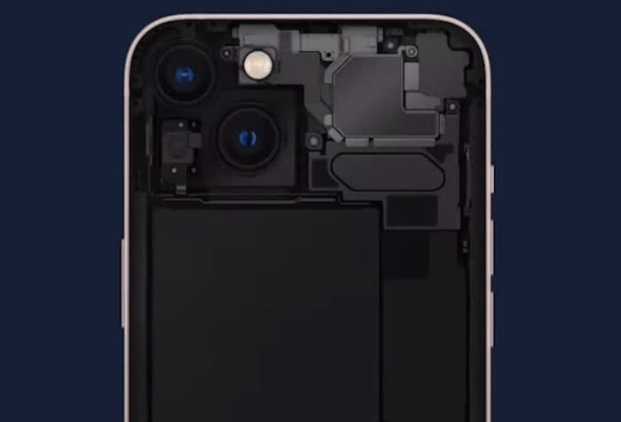iPhone 13 innen